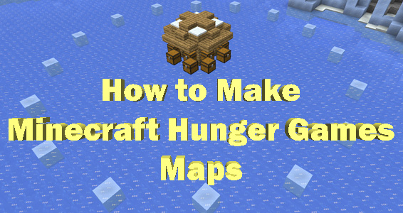Minecraft Hunger Games Map 1