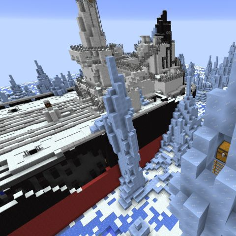 Minecraft Hunger Games Map 4