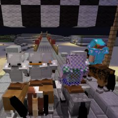 Adults Play Minecraft 2