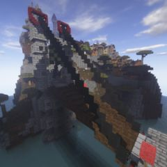 Minecraft Bridges 11