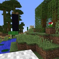 Minecraft Hunger Games Map 3