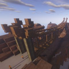 Minecraft Bridges 9