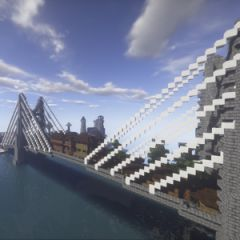 Minecraft Bridges 3