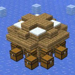 Minecraft Hunger Games Map 2